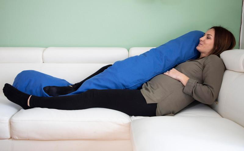 position allongée